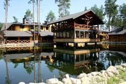 Озеро ГРК Царевка фото